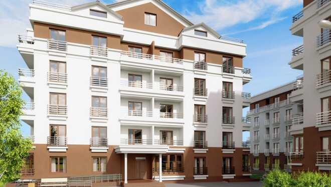 ЖК «Малаховский квартал» от 2,3 млн рублей Малоэтажный жилой комплекс